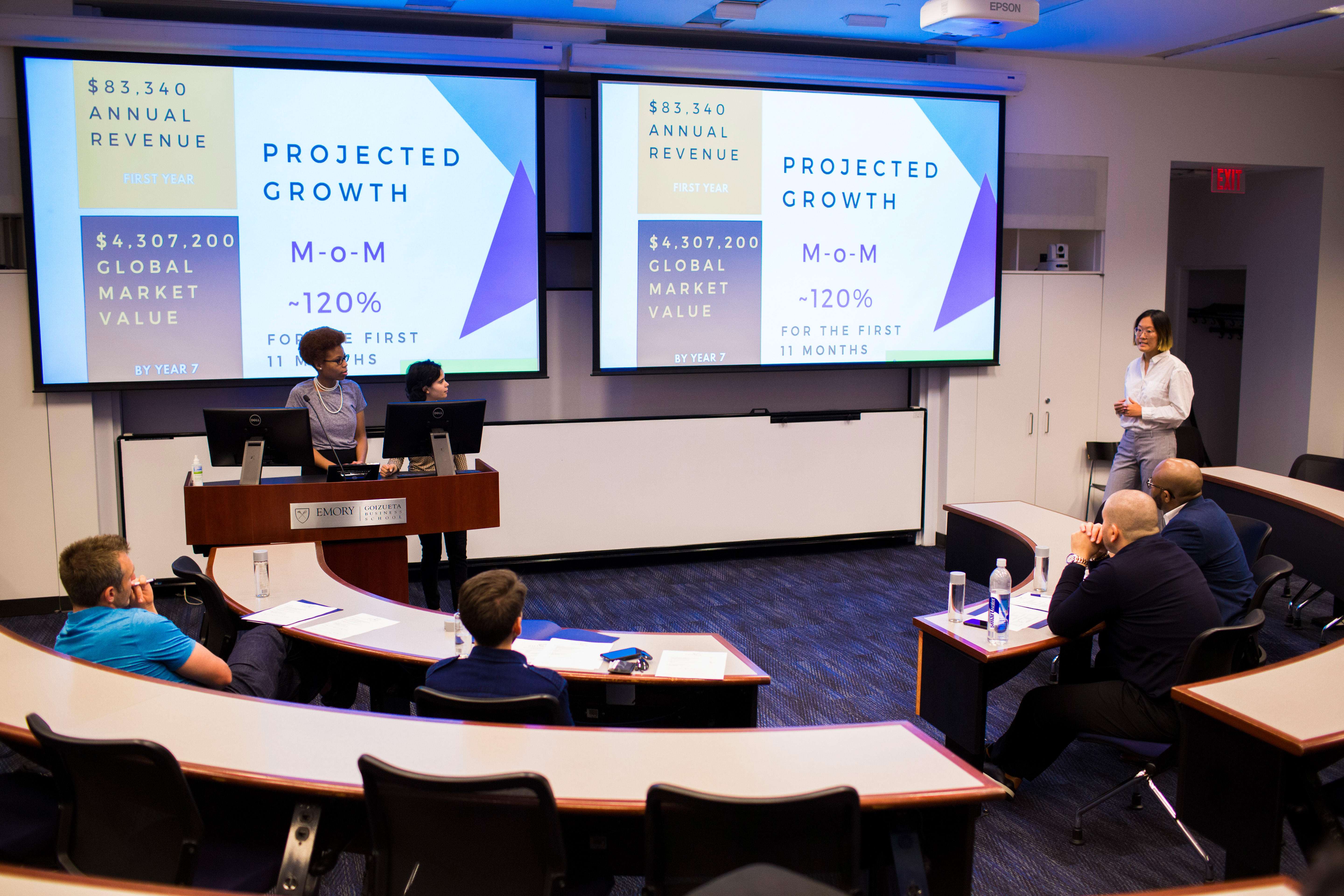 GBS Entrepreneur Summit afternoon sessions