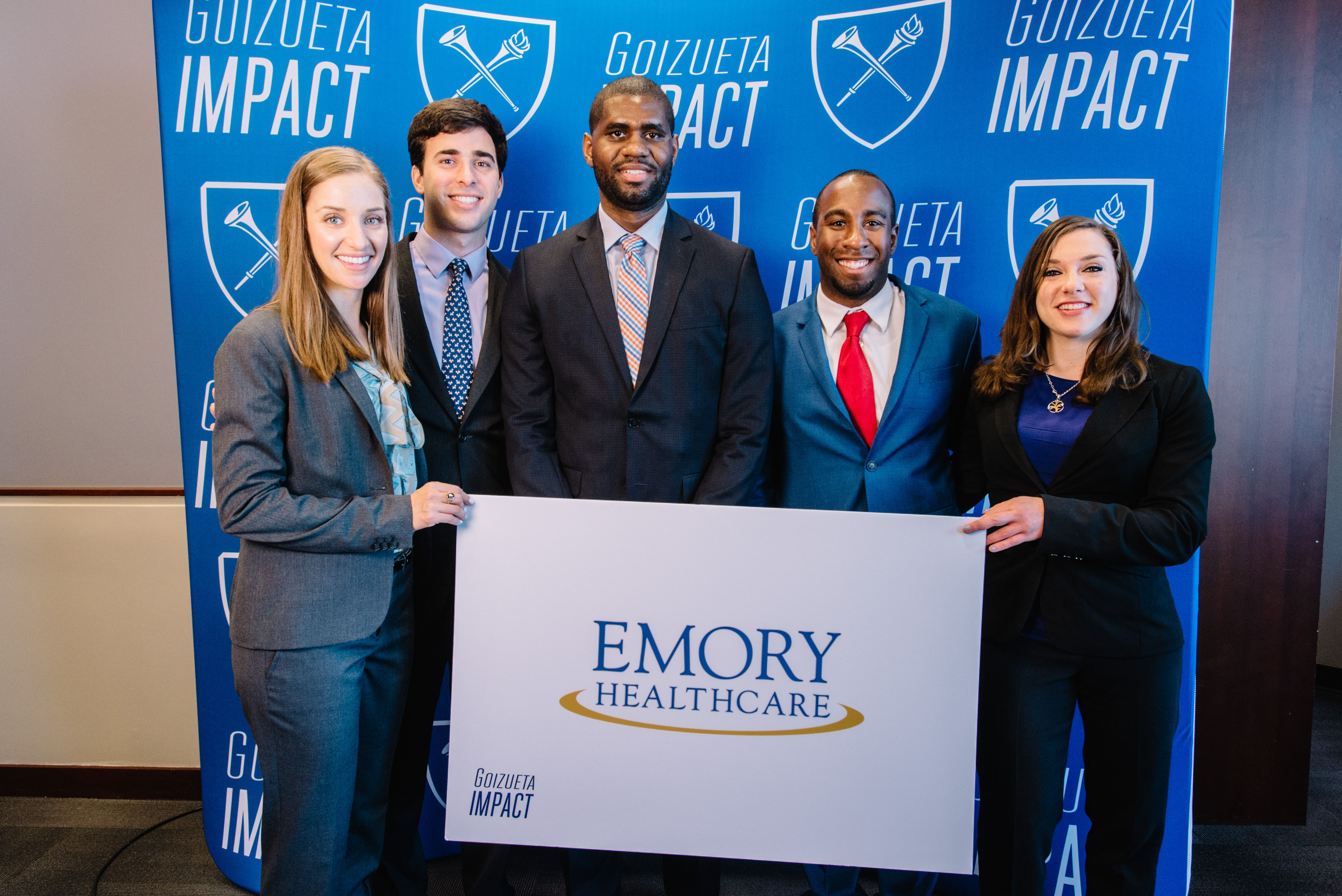 0051001-18SN:MAY 10, 2018: The Goizueta Business School hosted faculty, alumni and students for the Impact 360 Client Day event at Emory University in Atlanta, GA. Stephen Nowland/Emory University