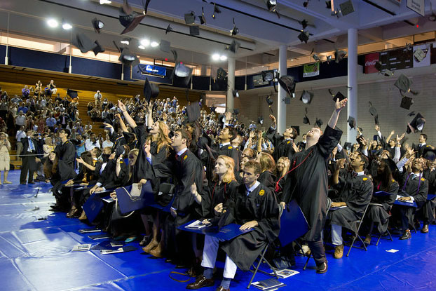 Emory Graduation