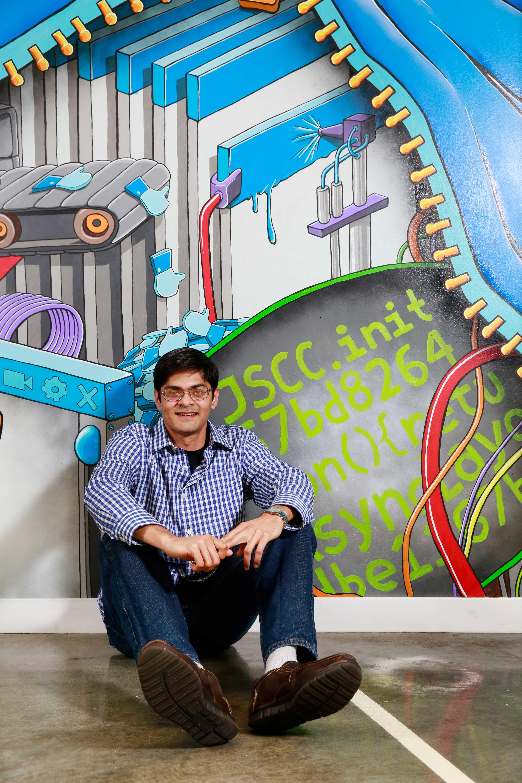 Abhishek Rudresh