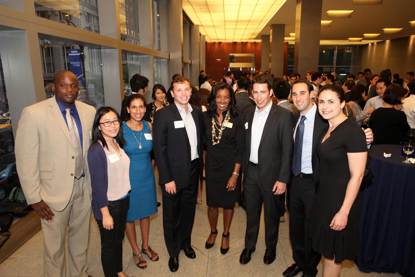Alumni in NYC
