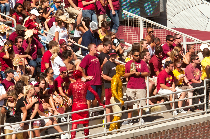 The Garnet and Gold Guys