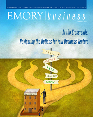 Can i get into emory undergrad business?