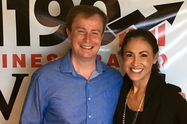 Nikolay Osadchiy and Dana Barrett