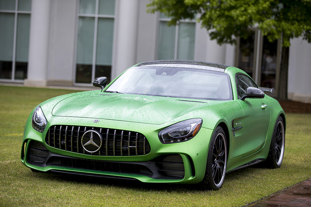 Bba students enhance communication strategy with mercedes for Mercedes benz usa dietmar exler