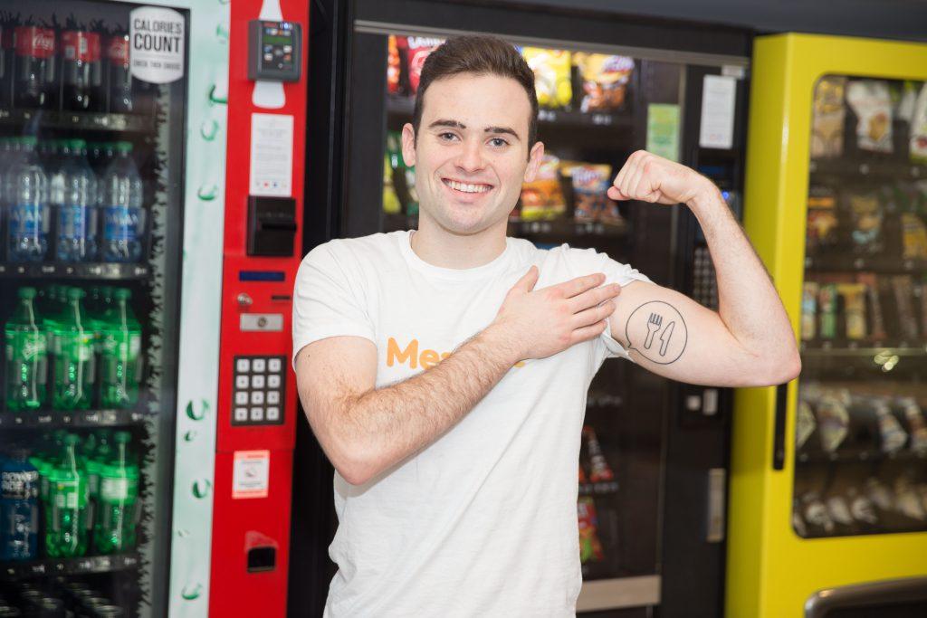 MealMe app co-founder Matthew Bouchner 20B