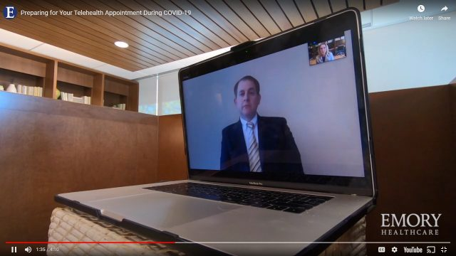 The Urgent IMPACT of Emory's COVID-19 Telemedicine Growth