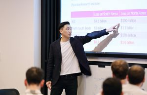 From global citizen to entrepreneur: Alum JD Kim shares his vision