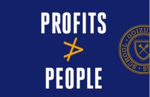 Goizueta Joins #StopHateforProfit Movement
