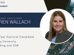 Karen Anne Wallach 07MBA 21PhD