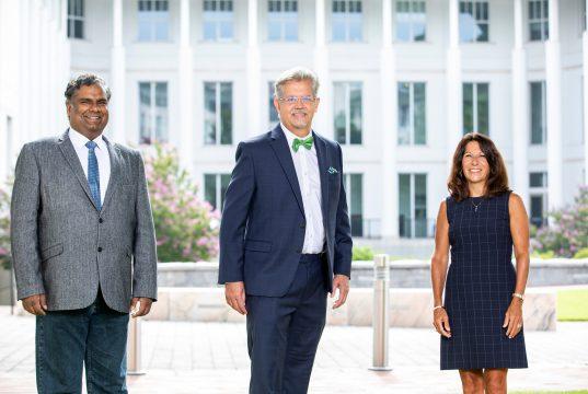 Rajiv Garg, Jeffrey Byrne, and Teri Lombardi Yohn