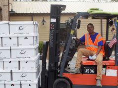 The logistical challenge of food insecurity