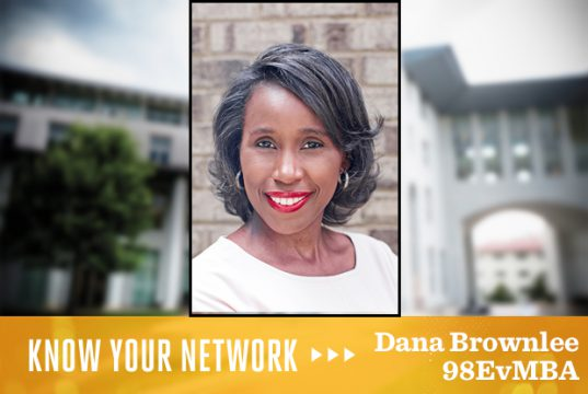 Dana Brownlee 98EvMBA