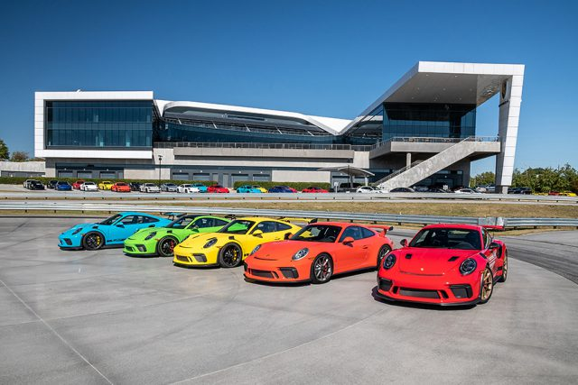 Strategic moves: Students aid Porsche with data strategy and sustainability efforts