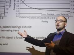 David Schweidel, a marketing professor with Emory University's Goizueta Business School