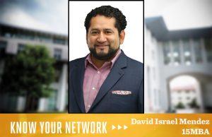 David Israel Mendez 15MBA