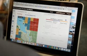 MBA students gain surprising insights with virtual leadership simulation