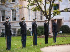 Emory pays tribute to veterans and their leadership