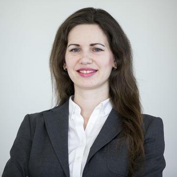 Tetyana Balyuk