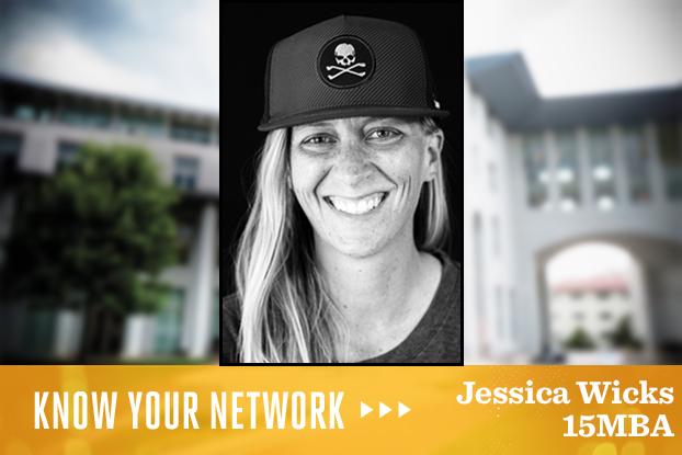 Jessica Wicks 15MBA