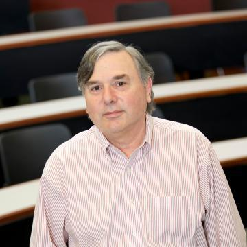 Peter Topping, Professor in the Practice of Organization & Management