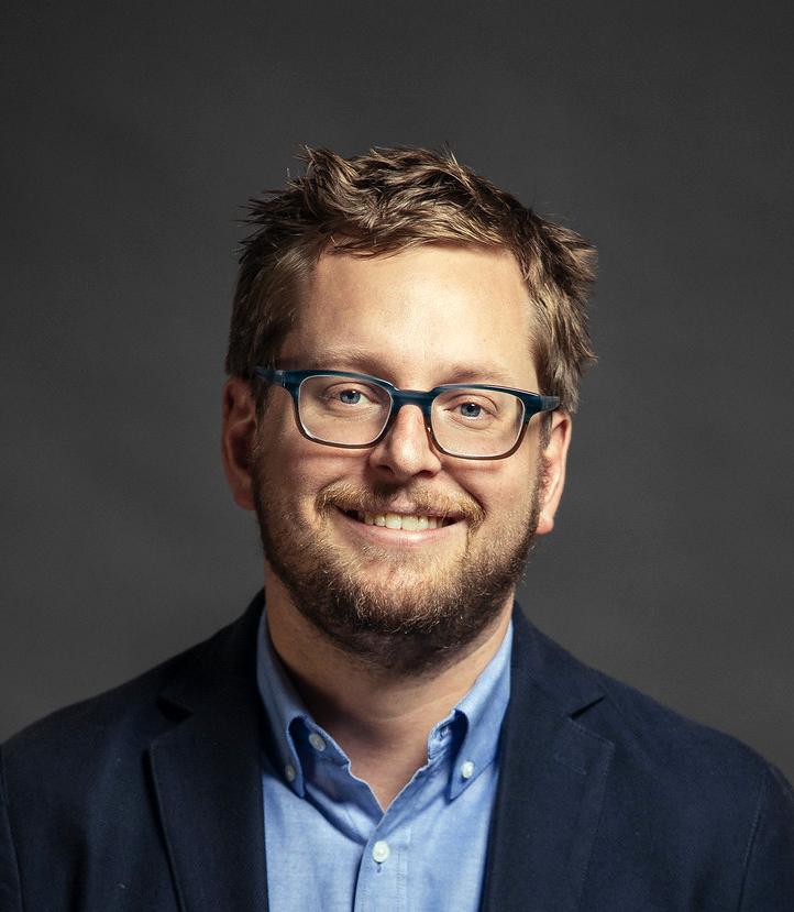 Wesley Longhofer, associate professor of organization and management