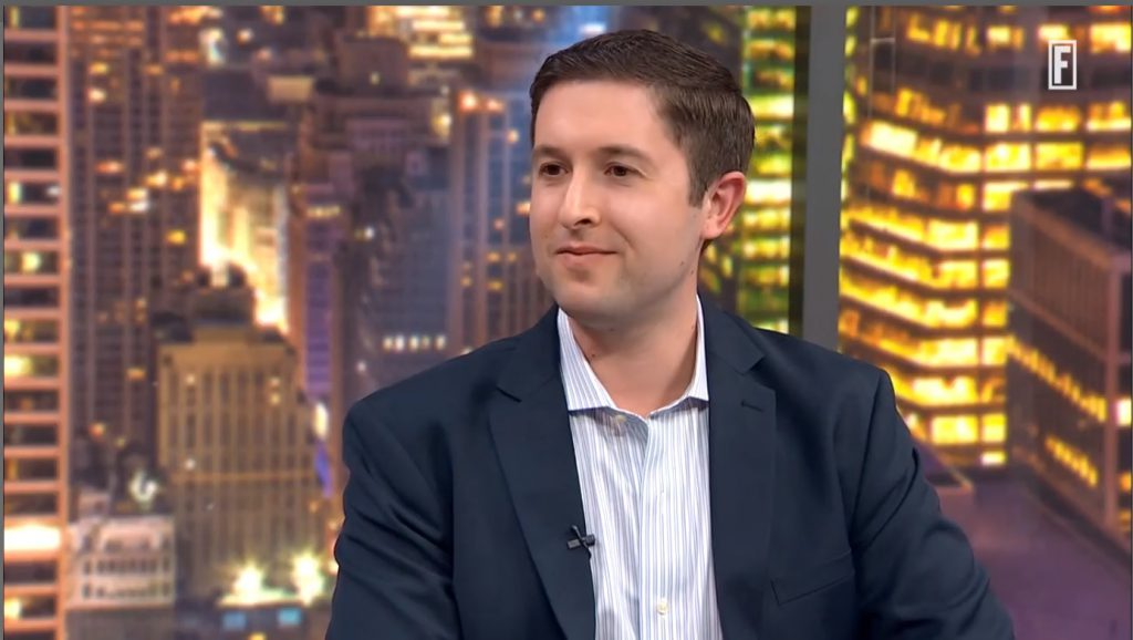 Michael Sonnenshein 08BBA, CEO of Grayscale Investments