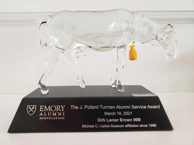 2021 Turman Alumni Service Award