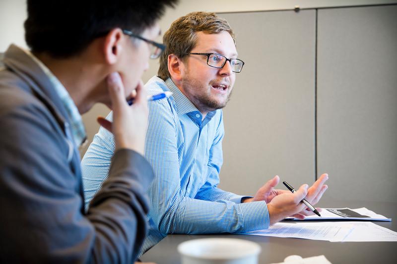 Goizueta Business School Associate Professor and Academic Director Wes Longhofer