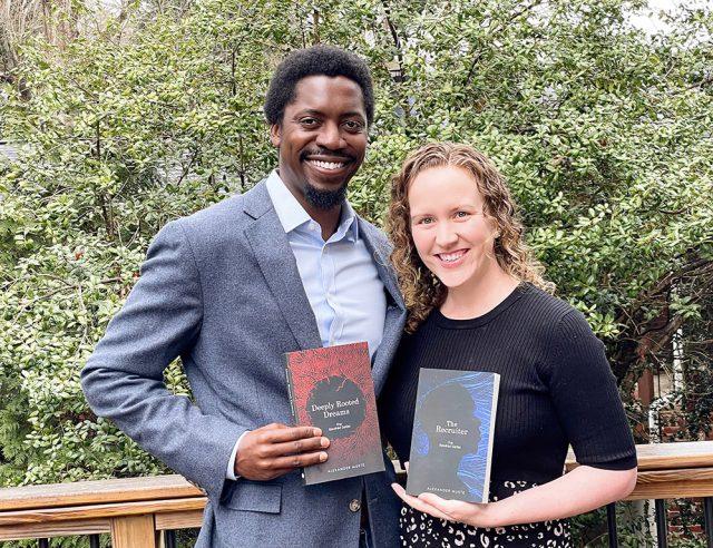 Marcus Siwemuke 14MBA and Julie Siwemuke 13MBA