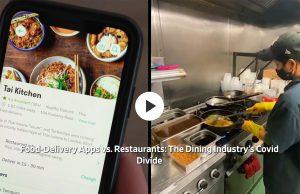 Food Apps vs Restaurants