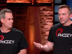PHOOZY founders on Shark Tank