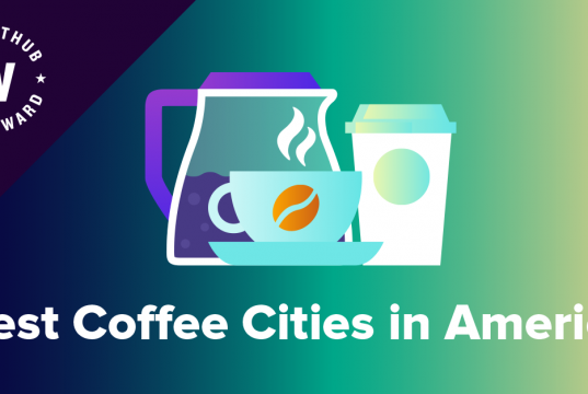 WalletHub - 2021's Best Coffee Cities in America