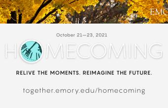 Emory Homecoming 2021
